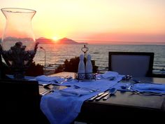 Do not miss Peruzzi, Ala carte restaurant tasting the amazing cuisine along with the stunning view.. @ Diamond Deluxe Hotel of course!