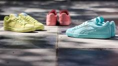 puma suede mint blue LOVEEEEEEE