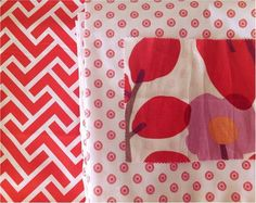Red, Coral and Pink Nursery Inspiration - how to make it work! #projectnursery