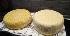 En blogg om surdegsbakning, tillverkning av mjölkprodukter, matlagning från grunden och självhushållning. Kinds Of Cheese, Cheese Dishes, Homemade Cheese, Blogg, Chutney, Preserves, Yogurt, Food And Drink, Bread