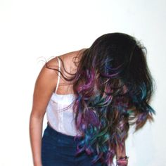 Omber.. I want to do this...