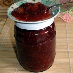 Salsa, Cooking Recipes, Jar, Drinks, Diy, Drinking, Beverages, Chef Recipes, Glass