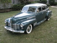 Cadillac model 62 (1941)...Re-Pin Brought to you by #CarInsurance Agents at #HouseofInsurance in Eugene.
