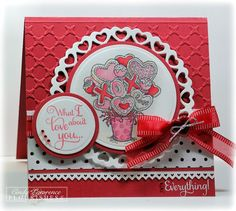 Check Out What Cindy Lawrence Created Using Our Set Love Sweet Love. Valentines Days Ideas #Valentines, #pinsland, https://apps.facebook.com/yangutu