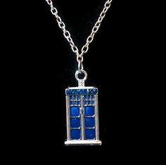 Colgante Tardis de Doctor Who