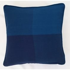 Blue Reflection Cushion Cover (45cm x 45cm) - Mode Alive - Home Decor Heaven