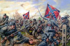 Charge of the Tar-heels