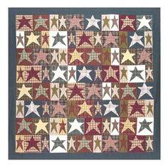 Allstar Cotton Shower Curtain