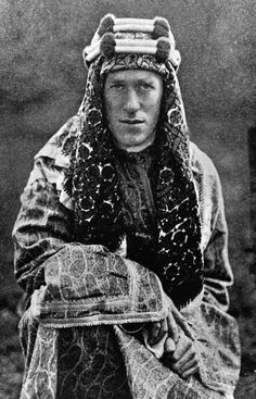 August 16, 1888:  Lawrence of Arabia Born    On this day in 1888, British Army officer T.E. Lawrence (later nicknamed Lawrence of Arabia) was born in Wales.  Lawrence was known for his ability to vividly describe in writing his life and role in the Arab Revolt of 1916-1918.