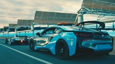 BMW Drivers Blast Racing Cars Around Atlas Mountains | Qualcomm Safety C...