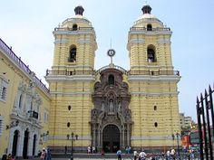 Convento de San Francisco, Lima