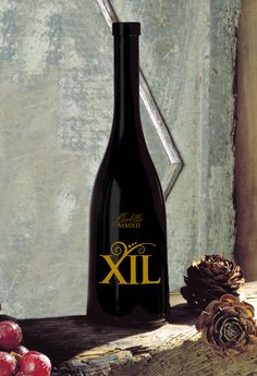 Design for XIL wine cellar (D.O. Ribeira Sacra. Ourense. Spain) | #packaging #labeling #label #drinks #wine