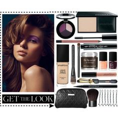 """Get the Beauty Look: Nude Lips"" by ladysnape on Polyvore"