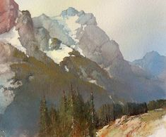 "Cindy Baron ""Morning Retreat"" An example of a fine artist with refined talent."