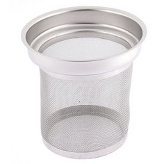 UXCELL Color Stainless Steel Mesh Filter Loose Spice Ball Tea Infuser Strainer 74Mm Dia Silver\ Tone