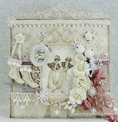 Just for You (Live & Love Crafts' Inspiration and Challenge Blog)