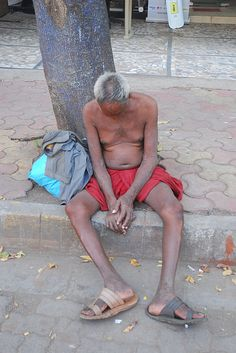 The Common Man Of India Has Become a Beggar