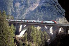 Switzerland Federal Railways makes navigating your way along the pristine lakes and mountains a stress-free, eco-friendly and hospitable experience.