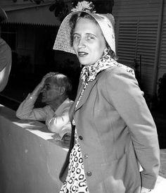 Margaret Truman Models Her Easter Bonnet, 04/06/1950 | Flickr - Photo Sharing!