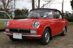 1968 Toyota Publica Convertible