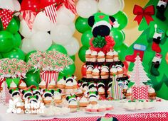 Minnie Mouse Cumpleaños Birthday Party