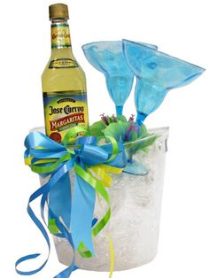 Chillin #Margarita Gift Basket - #CincoDeMayo is Coming! Are you Ready to Celebrate?
