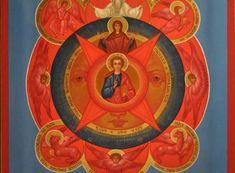 Кириллица   Всевидящее око