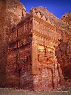 Petra. Jordania by JuanMario #Travel #fadighanemmd