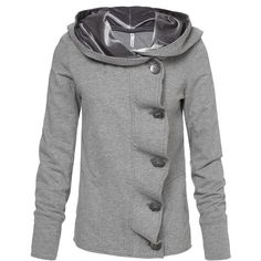Firetrap Ruffle - Hoody Sweat With Ruffle Detail (89 CAD) found on Polyvore