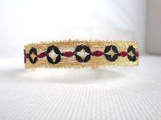 Lace Bracelet, Bracelets, Bobbin Lace, Boho Fashion, Chic, Food, Style, Bangle Bracelets, Shabby Chic