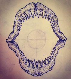 Boceto para el codo del Mago/ Sketch for Mago's elbow #fky996 #fky996tattoo…
