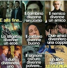 Read Foto 2 from the story Harry Potter Citazioni & Foto by kiri_law_ (Mizuki~chan) with 248 reads. Harry Potter Words, Harry Potter Images, Harry Potter Tumblr, Harry Potter Anime, Dramione, Drarry, Slytherin, Hogwarts, Severus Snape Always