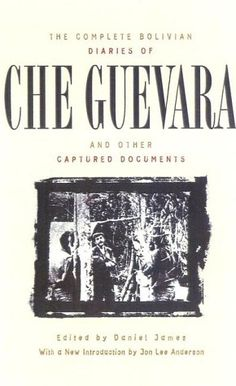 The Complete Bolivian Diaries of Che Guevara, and Other C... https://www.amazon.com/dp/0815410565/ref=cm_sw_r_pi_dp_U_x_5dMwAbN8QQD6P