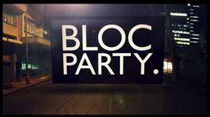 Vodacom Unlimited . IN THE CITY. by RODEO PRODUCTIONS. TVC for Vodacom unlimited IN THE CITY. presents Bloc Party.