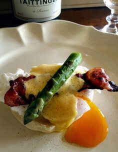 huevos benedictinos • manger