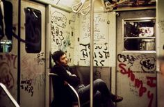 New York Subway, 1973 - Retronaut