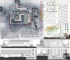 RAZVAN BARSAN + PARTNERS Design Competitions, Architecture, Travel, Arquitetura, Trips, Viajes, Traveling, Architecture Illustrations, Architecture Design