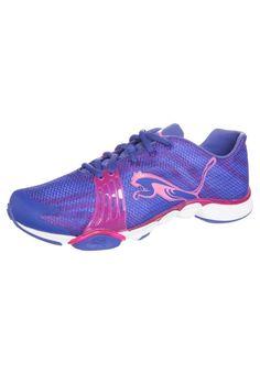 34b1ab42429 Puma MOBIUM XT Lightweight running shoes spectrum blue beetroot purple  Lightweight Running Shoes
