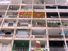 The Cafe Apartment, 42 Nguyen Hue Walking Street, Saigon