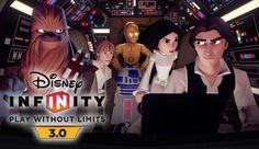 Disney Infinity 3.0: rilasciato il video di annuncio