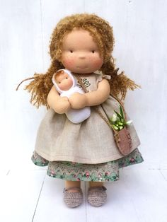 Кэти Фигенфайер - купить или заказать в интернет-магазине на Ярмарке Мастеров - DBAS9RU. Запорожье | Кэти Фигенфайер . Она очень нежная и добрая…