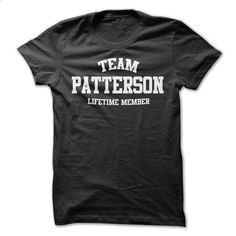 TEAM NAME PATTERSON LIFETIME MEMBER Personalized Name T - #shirt prints #red sweater. MORE INFO => https://www.sunfrog.com/Funny/TEAM-NAME-PATTERSON-LIFETIME-MEMBER-Personalized-Name-T-Shirt.html?68278
