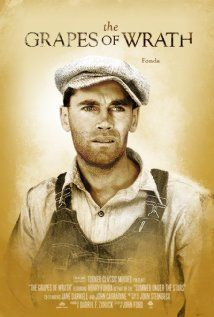 The Grapes of Wrath (1940)   Classic movie about the struggles faced by those during the Great Depression.