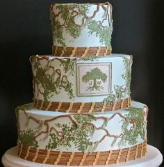 Wedding Cakes by Jim Smeal Unique!!!