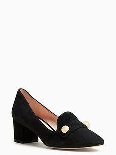 4e4f0721a9c Kate Spade Middleton heels Black Flats Shoes