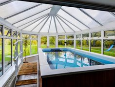 Endless Pools can fit virtually anywhere. Swim at home, indoors or ...