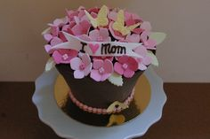 Cute Mother's day cake