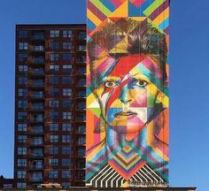 Eduardo Kobra (2016) - Jersey City (USA)