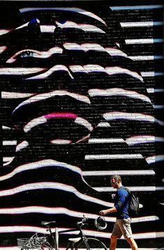 #Streetart come forma d'arte e di comunicazione visiva