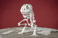 Canvey Island Monster Skeleton 3D Print by MythicArticulations, $55.00